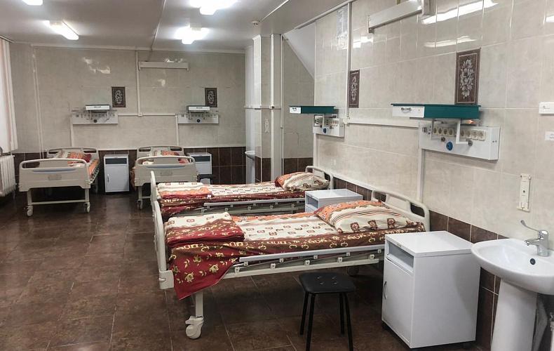 В тульской горбольнице № 10 открылся инфекционный госпиталь на 224 места