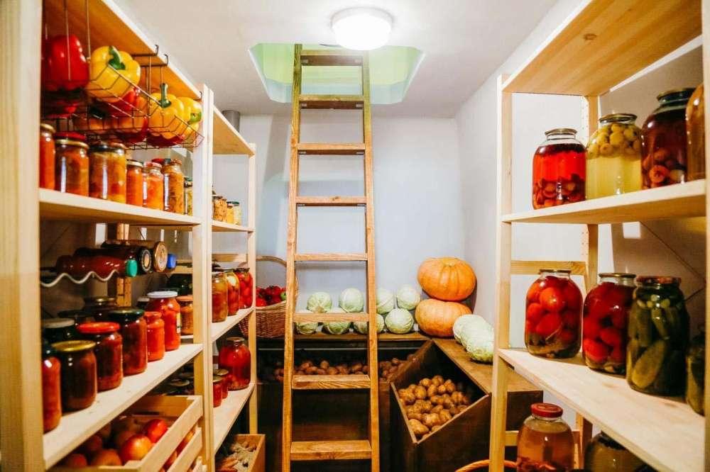 Как щекинцам подготовить хранилища для овощей