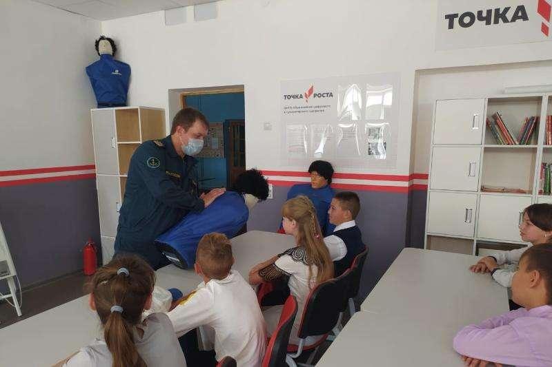 В щекинских школах прошли уроки безопасности