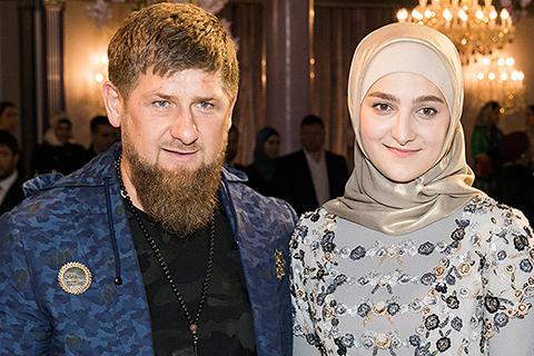 Рамзан Кадыров назначил свою 21-летнюю дочь Айшат первым замминистра культуры Чечни