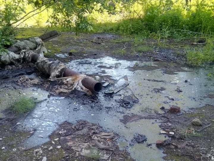 По факту разлива нефтепродуктов в Пролетарском районе Тулы возбуждено уголовное дело