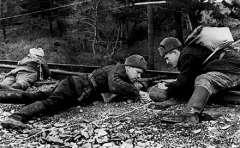 Началась партизанская операция «Рельсовая война»