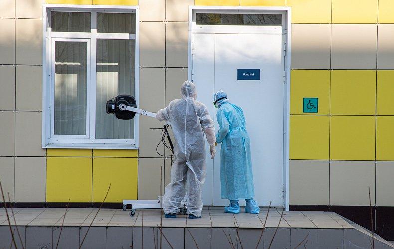 5 туляков с коронавирусом умерли за минувшие сутки. Обновлена статистика Covid-19