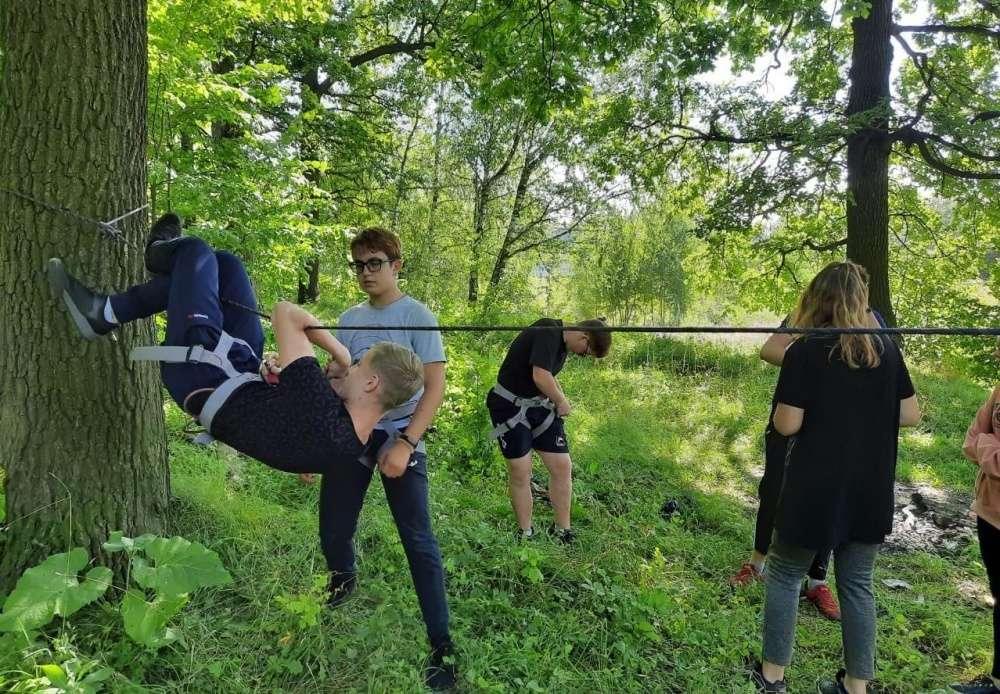 Щекинские школьники укрепляют здоровье
