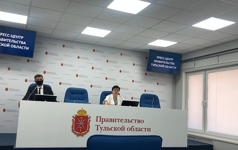 Министр образования Тульской области: Дистанционное обучение не сказалось на результатах ЕГЭ