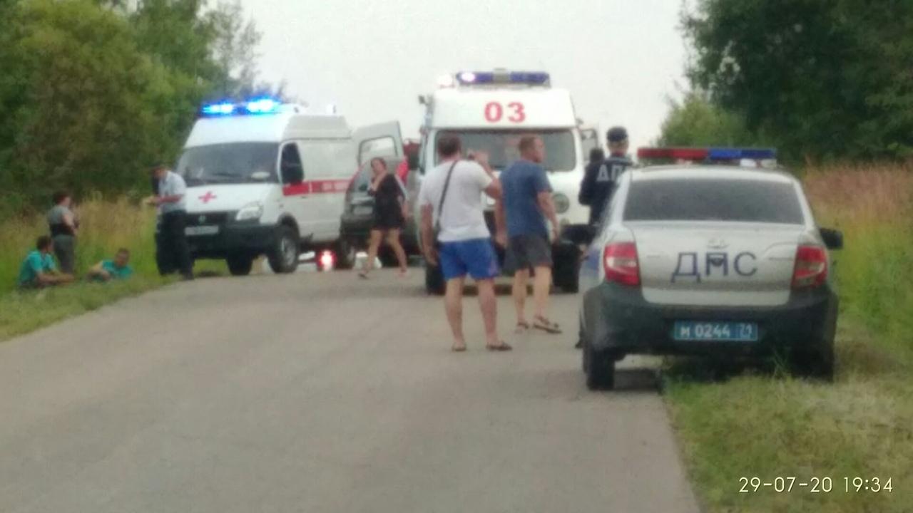 ДТП в Суворове: пострадавший ребенок по-прежнему в больнице, состояние стабильно тяжелое, но есть положительная динамика