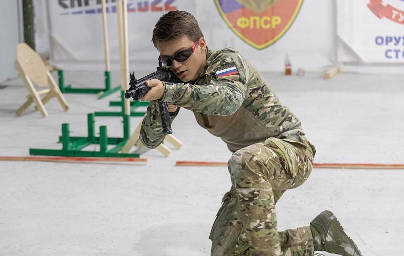 Чемпионат по стрельбе состоялся в Туле