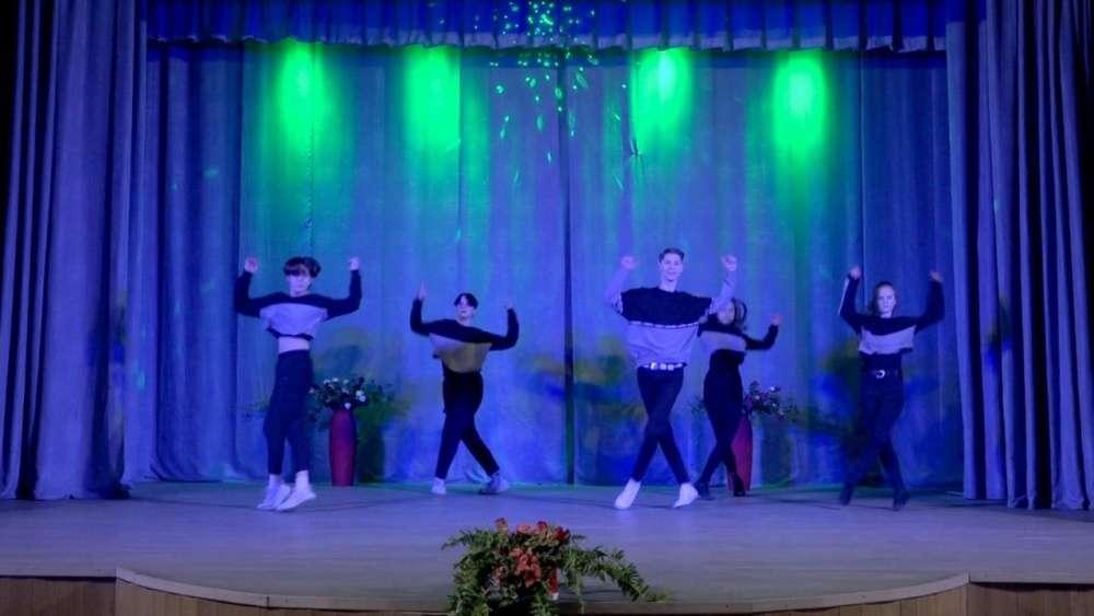 Праздничный концерт в Первомайском