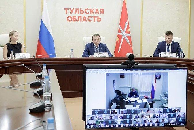 Тульская область начнет поставлять товары в Белоруссию