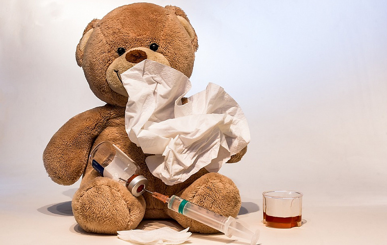 Более 7 тысяч жителей Тульской области заразились ОРВИ за неделю