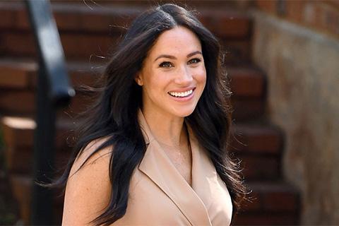 Меган Маркл первой из британской королевской семьи приняла участие в американских выборах