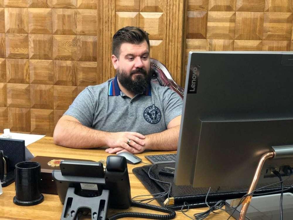 Депутат Тульской областной Думы Илья Степанов провёл приём в Zoom