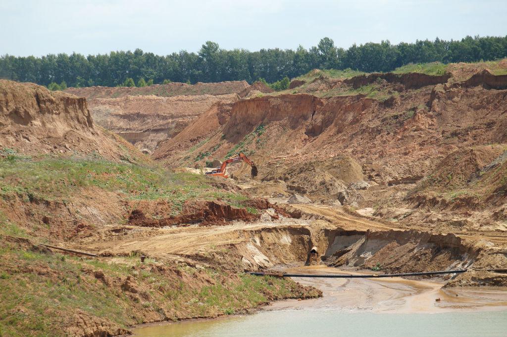 Дело о незаконной добыче песка на 2 миллиарда рублей: тульского предпринимателя Валерия Гринцова взяли под стражу