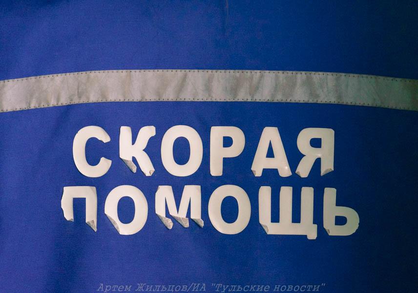 В Пролетарском округе туляк умер в машине