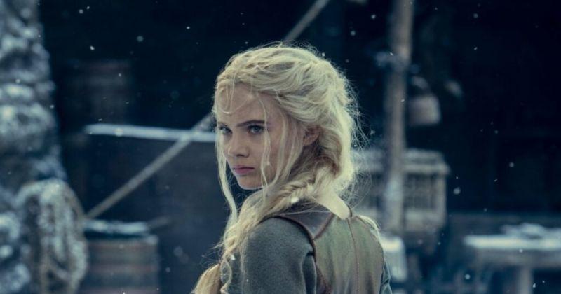 Цири стала старше: Появились первые кадры из второго сезона «Ведьмака»
