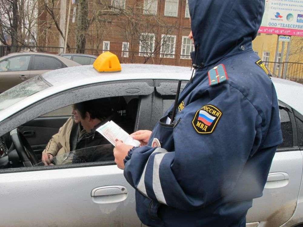 В Щёкинском районе началось профилактическое мероприятие «Такси»