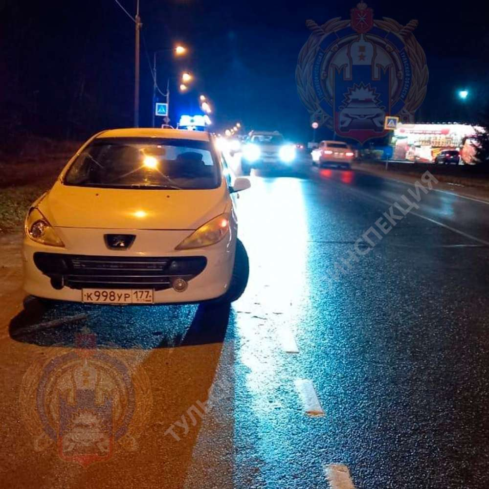 Пешеход попал под колеса автомобиля