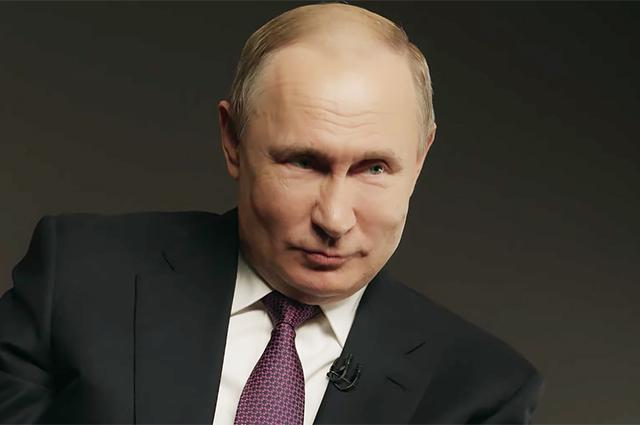 Владимир Путин рассказал о детях, внуках и своей самой большой потере