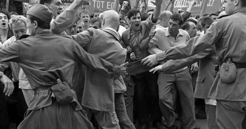 Вышел трейлер исторической драмы Андрея Кончаловского «Дорогие товарищи»