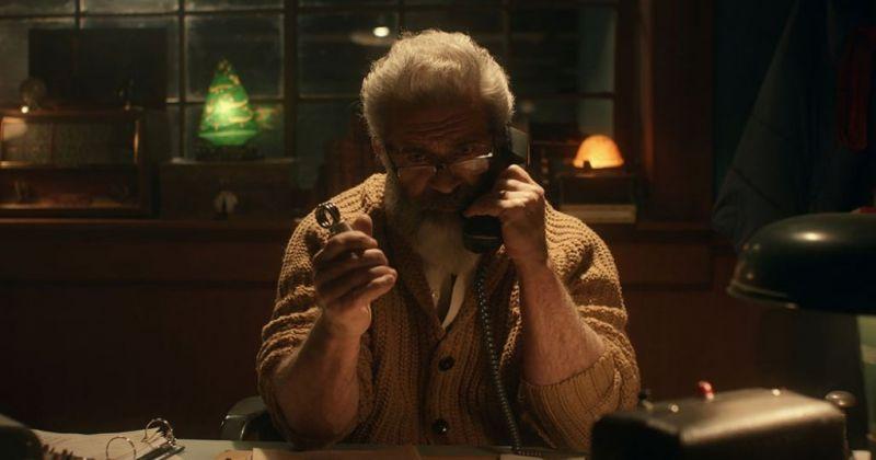 Вышел трейлер черной комедии «Охота на Санту» с Мелом Гибсоном