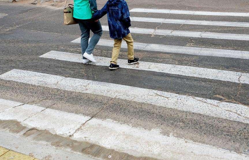 В Щекинском районе проходит операция «Внимание – пешеход!»