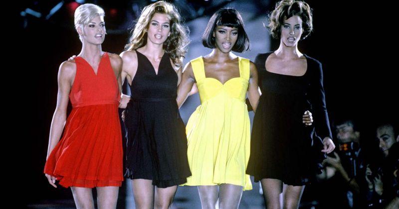 Главные модели 90-х расскажут о своем успехе в новом сериале от Apple