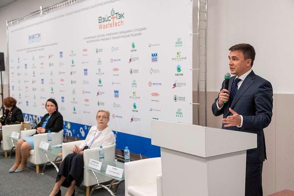 К 2022 году Тульская область планирует направлять практически все отходы на обработку