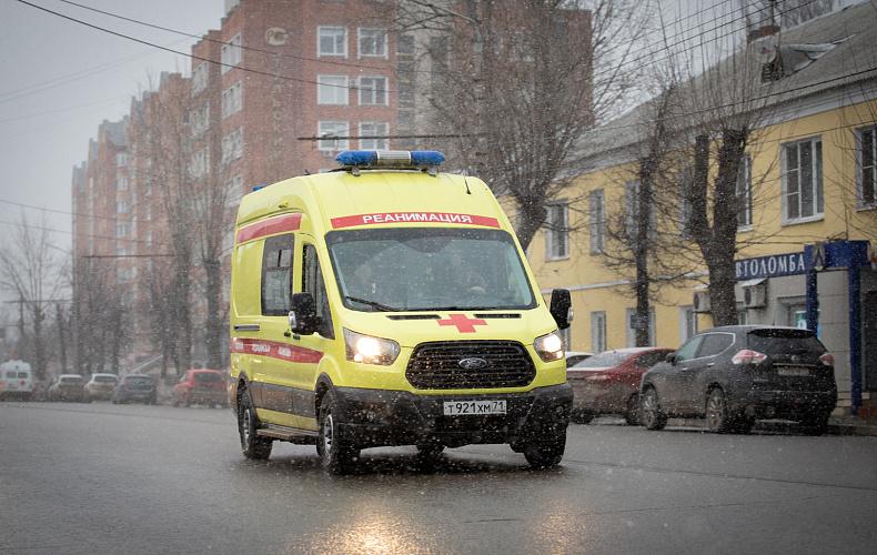 В Тульской области появились бесплатные автомойки для машин скорой помощи