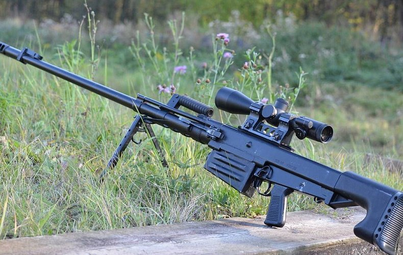 Стартовало массовое производство тульской «антиматериальной» гражданской винтовки