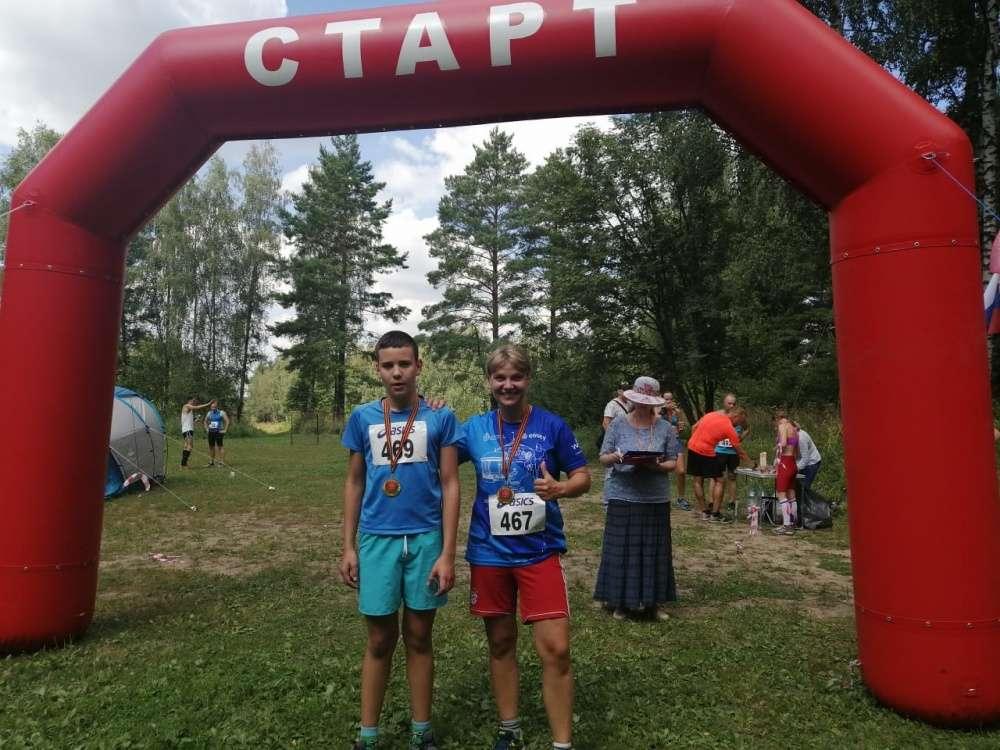 Щекинские легкоатлеты завоевывают медали