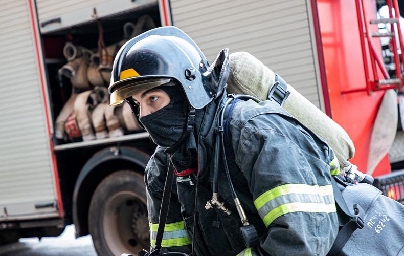 Тульские спасатели, помогавшие тушить пожары в Рязани, в ближайшее время вернутся обратно