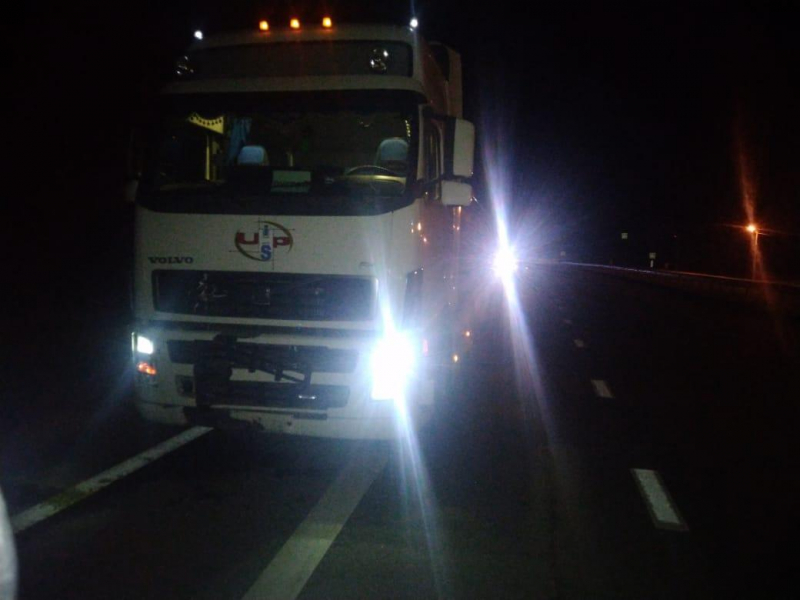 Житель Тульской области насмерть сбил пешехода под Рязанью