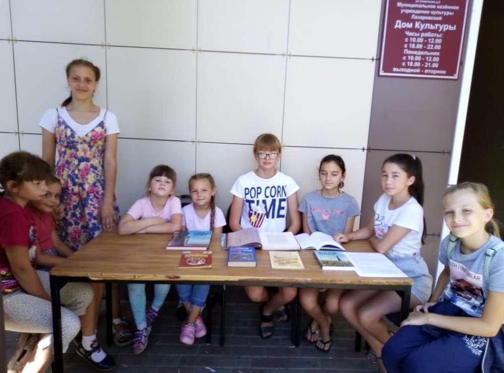 Библиотекари района проводят встречи с читателями