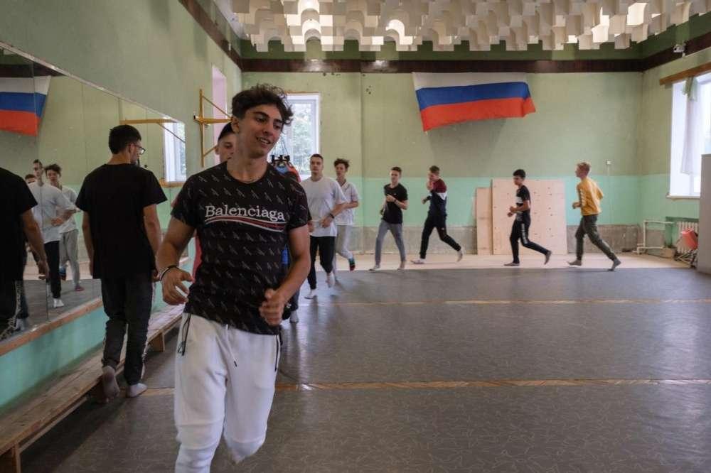 К проекту «Границы спорта» присоединились ребята из города Советска