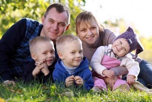 Многодетные матери получают выплаты из бюджета Щекинского района