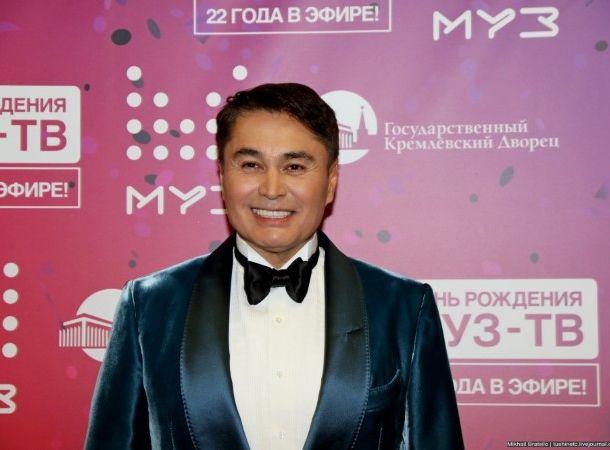 Давлетьяров признался, что Пугачева спасла премию Муз-ТВ