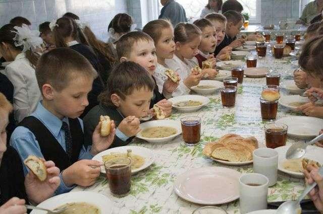Более 2 млн рублей запланировано на питание щекинских школьников льготных категорий