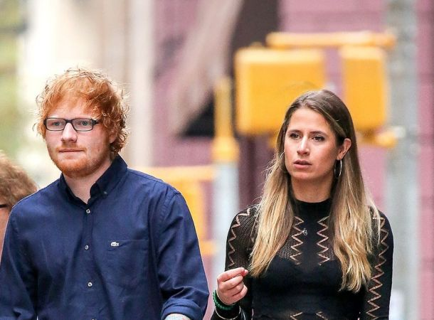 СМИ: Музыкант Эд Ширан скоро станет отцом
