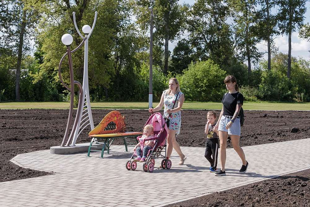 Нацпроект «Жилье и городская среда»: за четыре года в Тульской области благоустроено более 1000 объектов