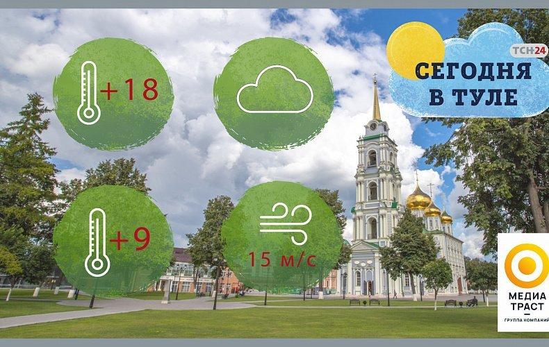 13 августа в Туле: об облаках и блохах