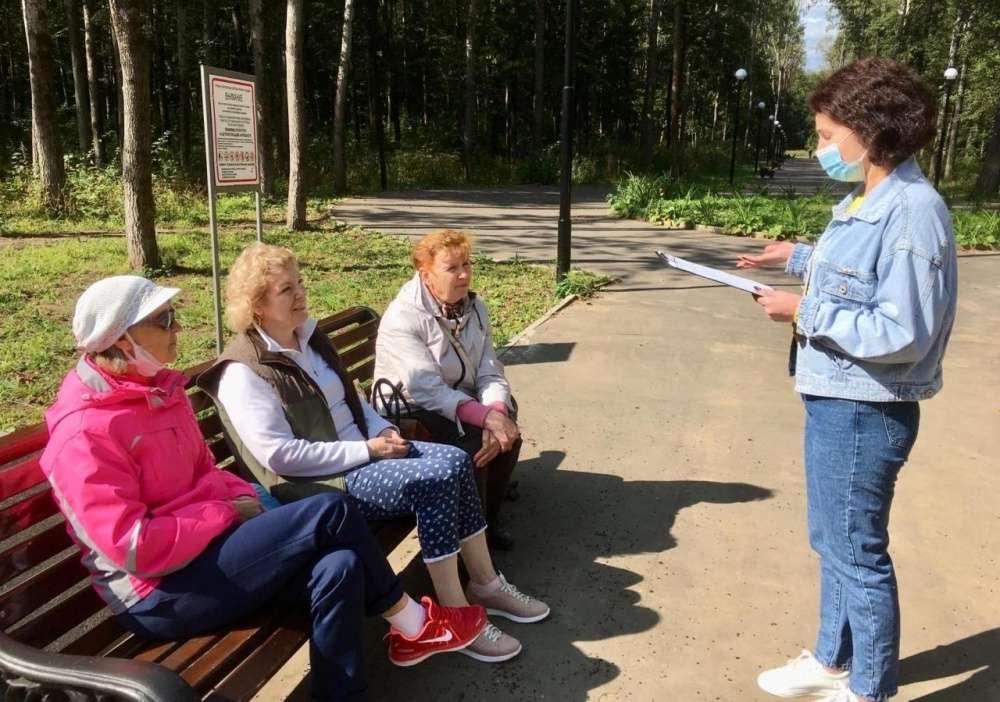 Щекинцы хорошо знают историю и культуру малой родины
