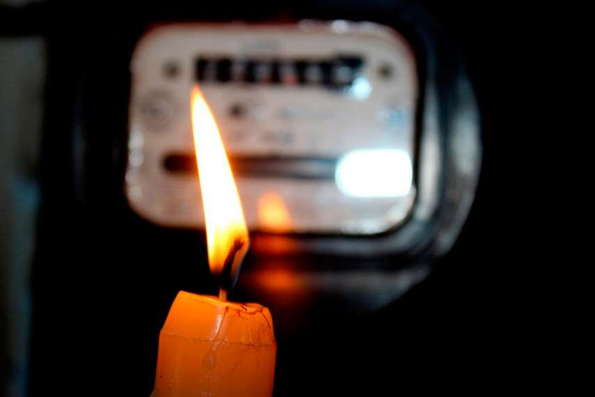 В каких домах Щекинского района не будет света 12 ноября
