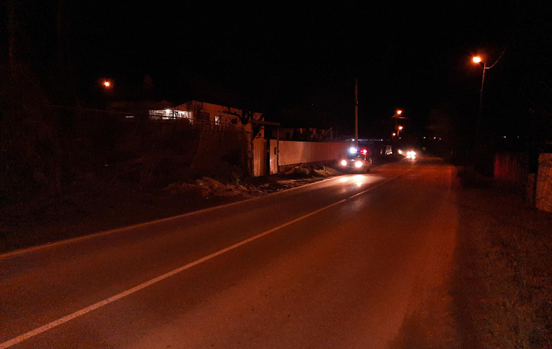 Пенсионер на LADA Samara сбил мужчину в Алексине