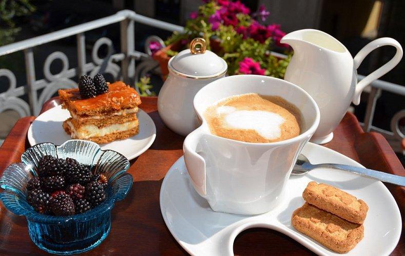 Тульские рестораны смогут бесплатно получить площади для расширения летних веранд