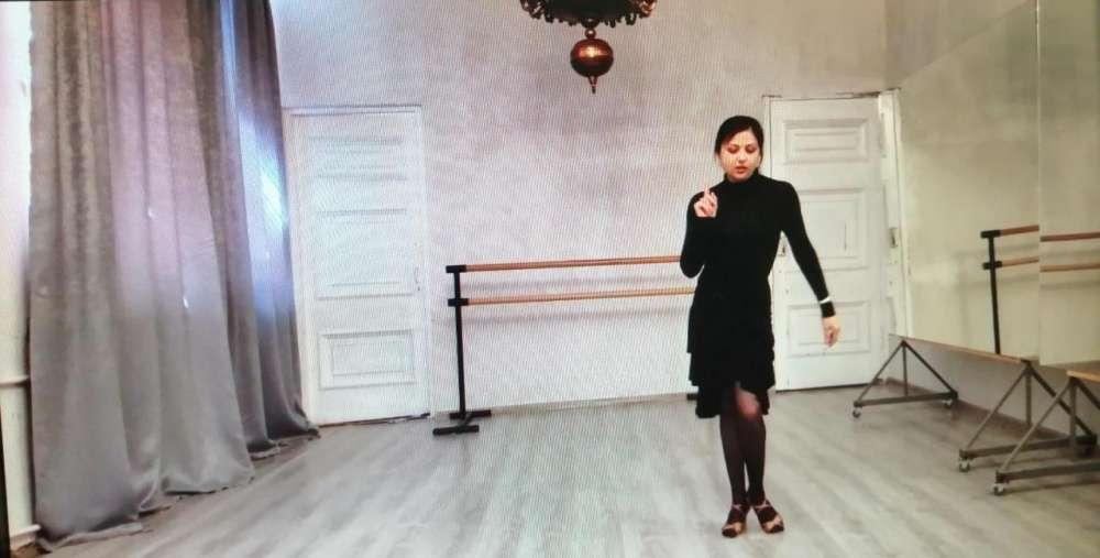Профессионалы обучат щекинцев бальным танцам