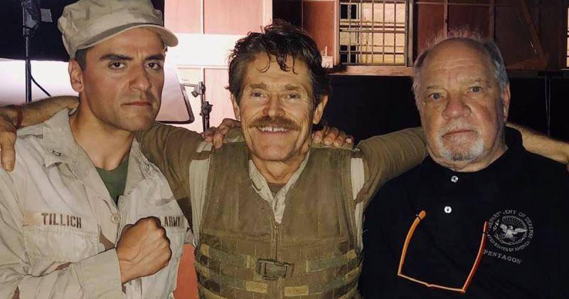 Пол Шрэйдер завершил съёмки нового фильма с Оскаром Айзеком