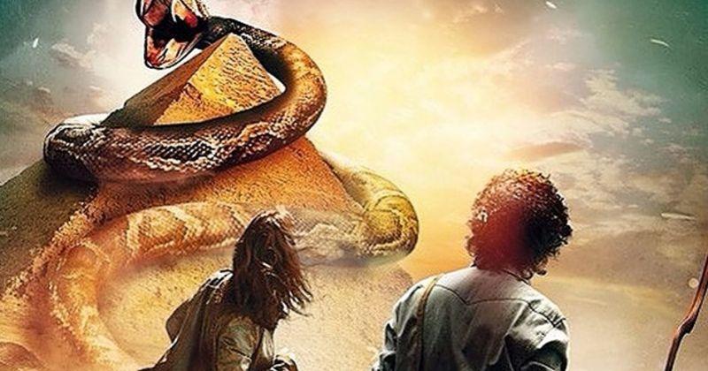 Netflix экранизирует «Наследников богов» Рика Риордана