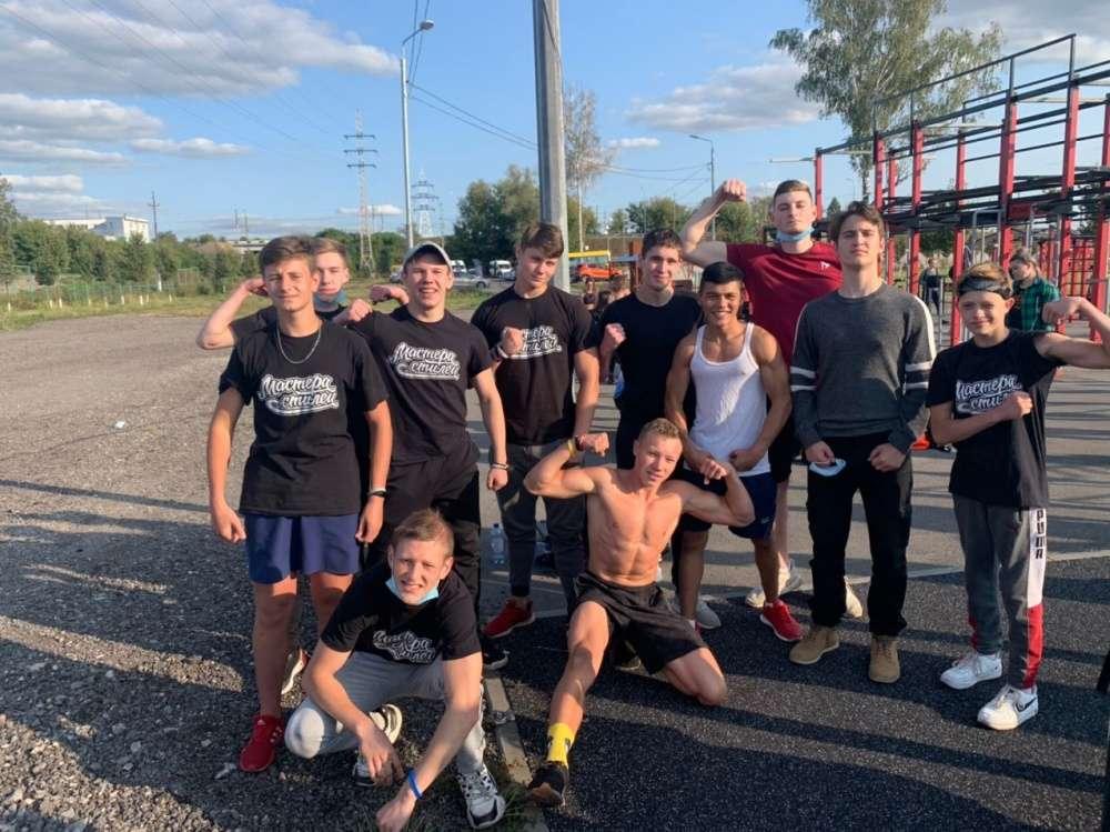 Щекинцы приняли участие в фестивале «Границы спорта»