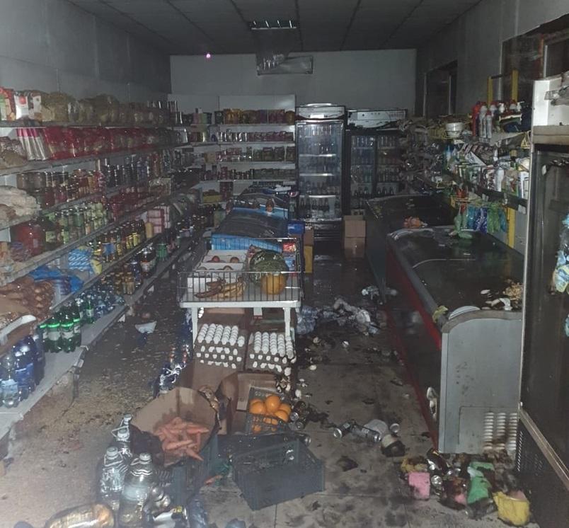 Житель Богородицка сжег магазин матери, чтобы скрыть недостачу
