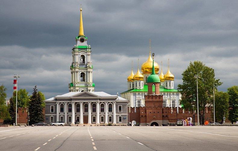 Тульская область поучаствовала в Первой Российской креативной неделе